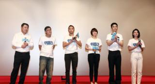 《中國醫生》武漢首映 張涵予袁泉朱亞文致敬英雄