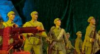 《长津湖》八一特别节目 《中国人民志愿军战歌》拉开帷幕