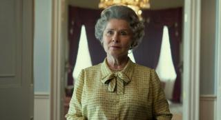 《王冠》第五季首曝照 《哈利波特》女星演女王