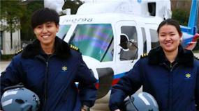把生的希望留给别人 《飞天》中国救助女飞好样的!
