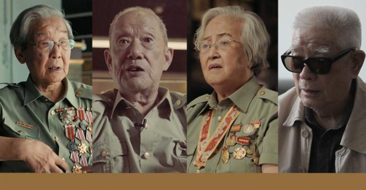 纪录电影《1950他们正年轻》9月3日上映