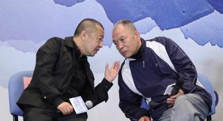贾樟柯:《海水变蓝》拍给知音 演员考证浪费资源