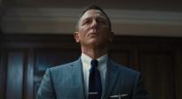 《007:无暇赴死》发布定档预告