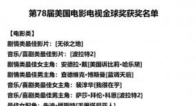 """《王冠》摘得金球奖四大奖项;字节欲上线""""恒星证券""""   毒家日报"""